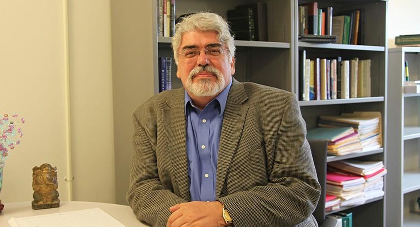 Worcester State University Professor of Psychology Charles Fox