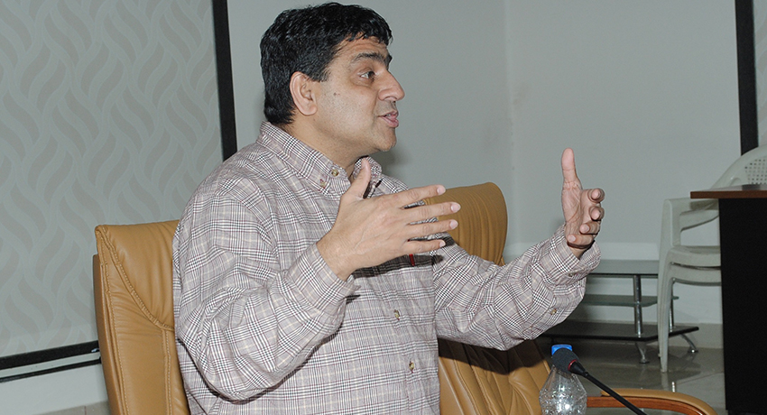 Worcester State University Professor of Computer Science Hemant Pendharkar