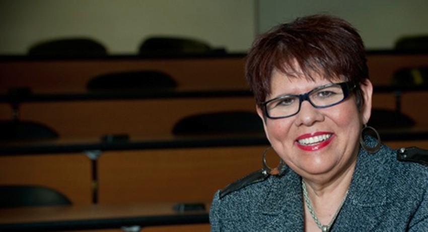 Laura Rendón shares validation pedagogy at Worcester State University.
