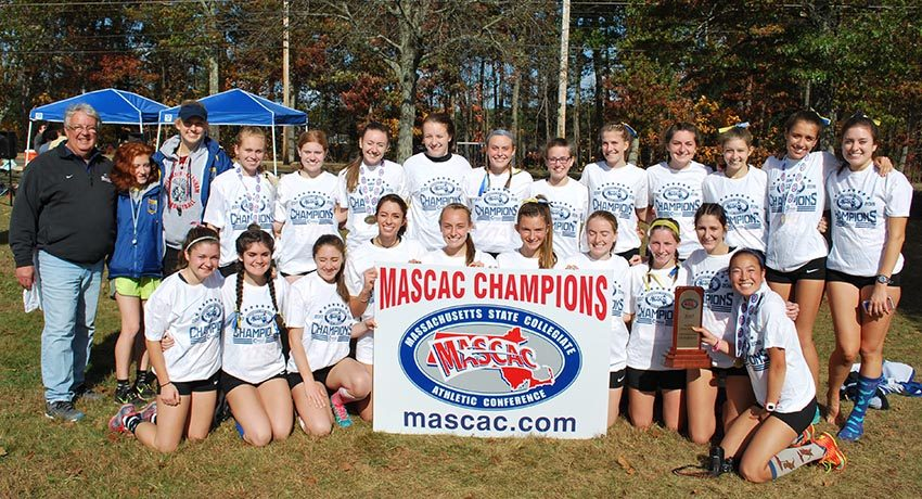 2017 Worcester State Women's Volleyball Team