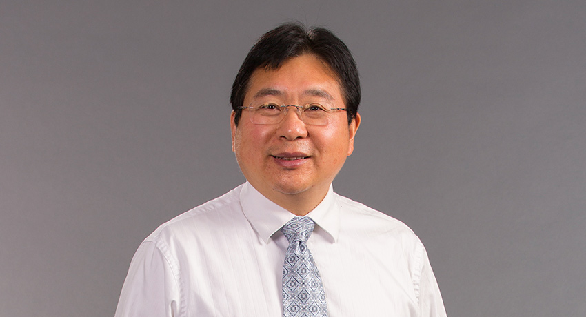 Worcester State University Assistant Professor of Chemistry Weichu Xu